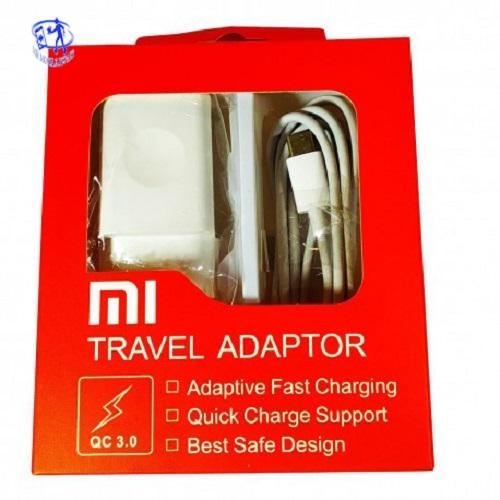 خریدشارژرشیائومی فست شارژ(MI Travel Adaptor)