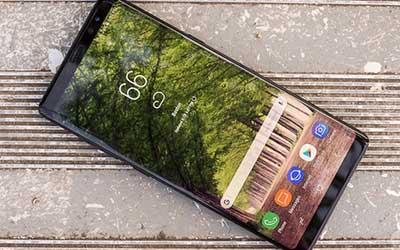 تعمیرات موبایل گلکسی نوت ۸ و مشکل شارژ شدن