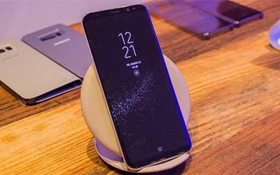 تعمیر گوشی سامسونگ گلکسی S9 به همراه شارژر بی سیم