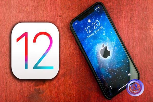 مشخصات iOS 12.2