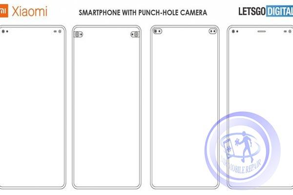 گوشی هوشمندXiaomi با دو سوراخ پانچ