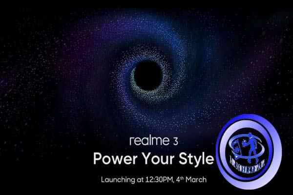 گوشی Realme 3