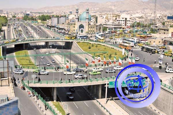 خدمات موبایل در منطقه هنگام تهران