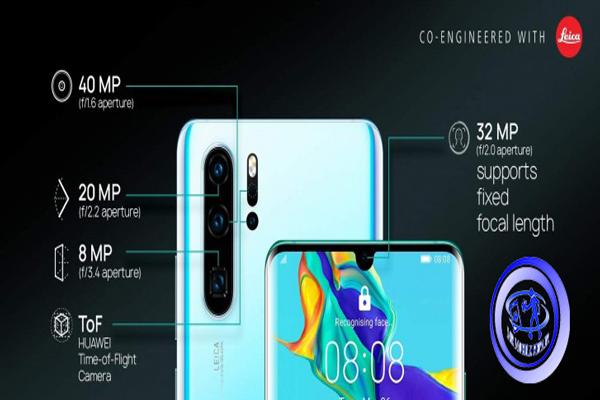 عرضه گوشی Huawei P30 Pro