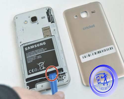 تعویض باتری Samsung Galaxy Sol