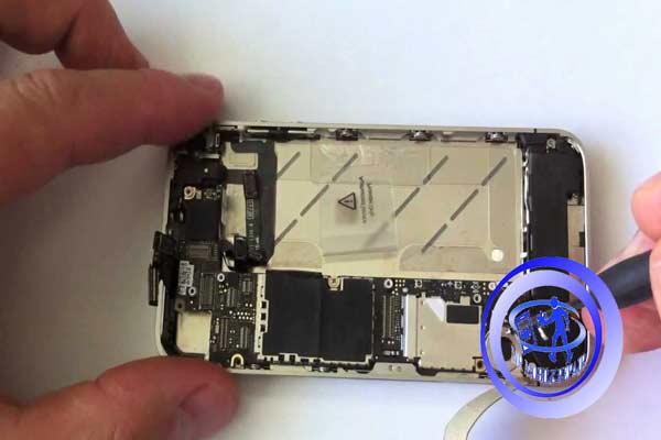 علت سوختن هارد گوشی