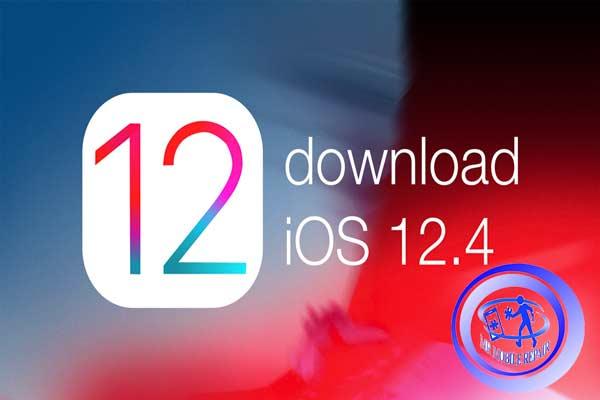 انتشار نسخه عمومی iOS 12.4