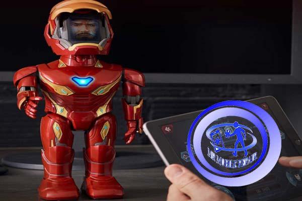 معرفی ربات ۲۸۶ دلاری از شخصیت آیرون توسط شیائومی