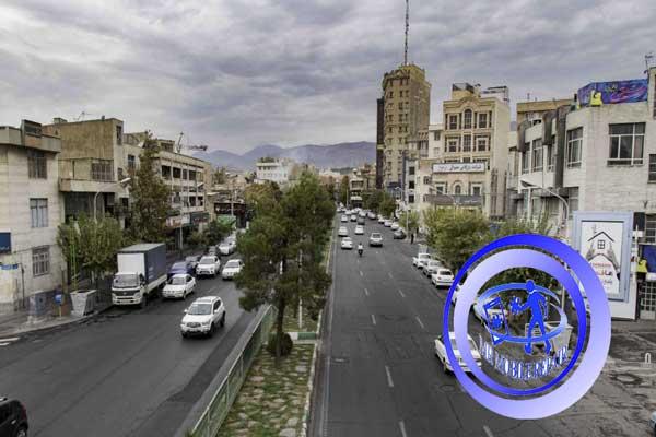 تعمیرات موبایل ال جی در منطقه نیایش تهران