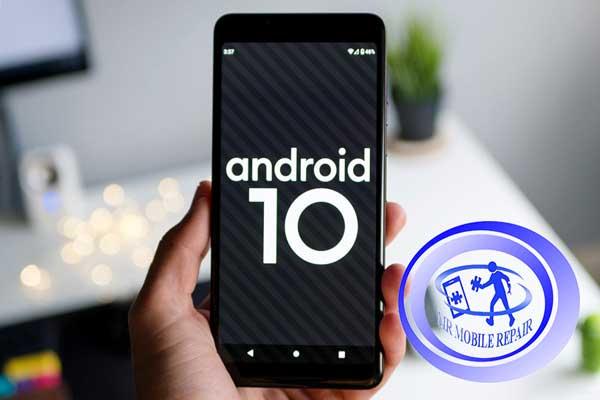 اندروید 10 در گوشیهای سری پیکسل گوگل