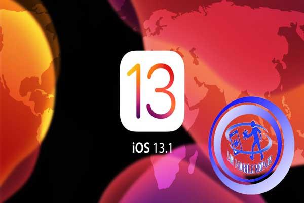 عرضه نسخه عمومی iOS 13.1