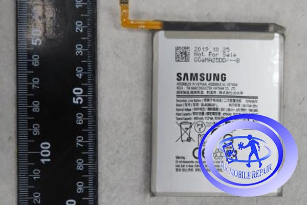 ظرفیت باتری گوشی گلکسی اس ۱۱