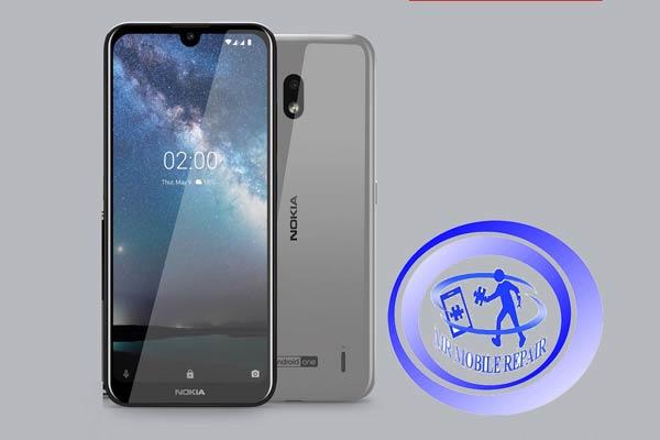 دریافت گواهی FCC توسط گوشی Nokia 1.3