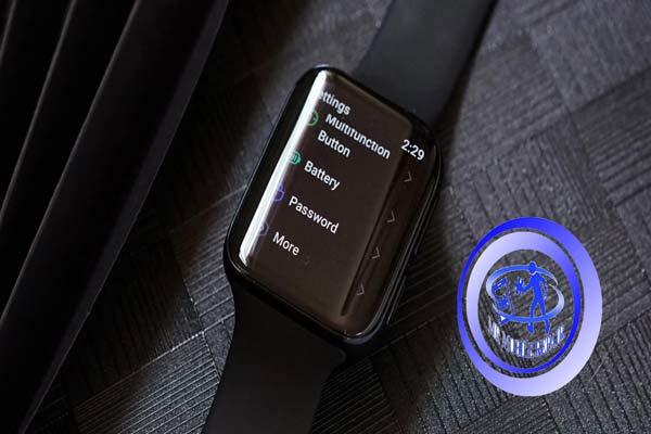 تصویر ساعت هوشمند اوپو