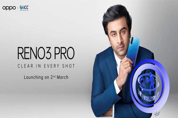 Oppo Reno 3 Pro معرفی خواهد شد