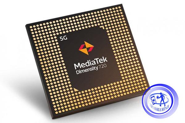 معرفی چیپست 5G دیمنسیتی 720 برای گوشیهای ارزان