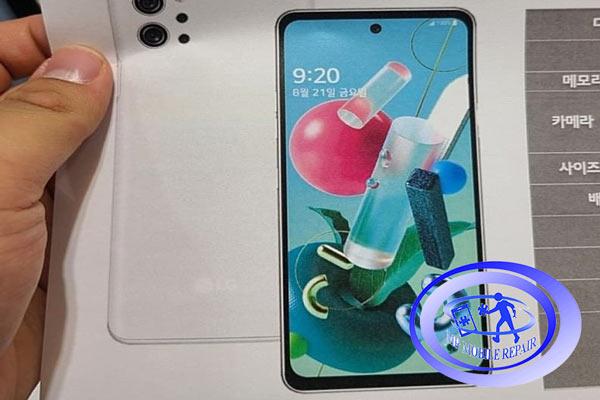 معرفی اسمارت فون LG Q92 5G به زودی