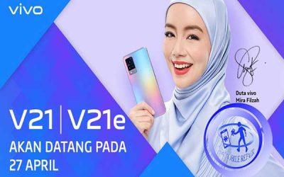 معرفی گوشیهای ویوو V21 و V21e