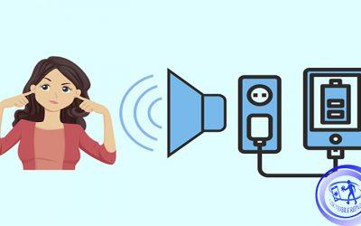 دلیل صدا دادن شارژر گوشی چیست؟
